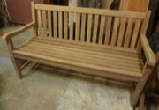 Five Foot Cottage Bench